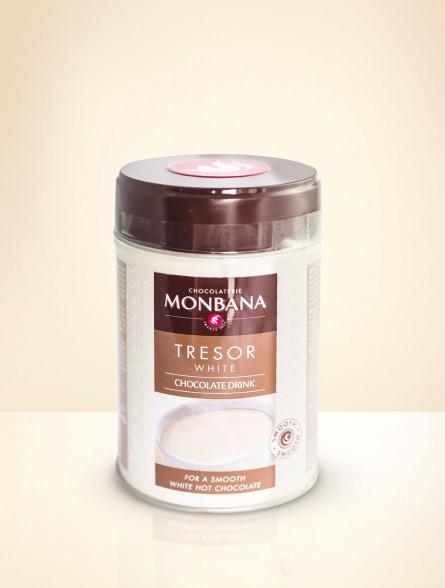 Trinkschokolade - Tresor White