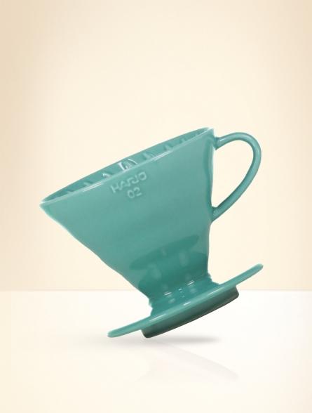 "V60 Coffee Dripper ""Colour Edition"" türkis"