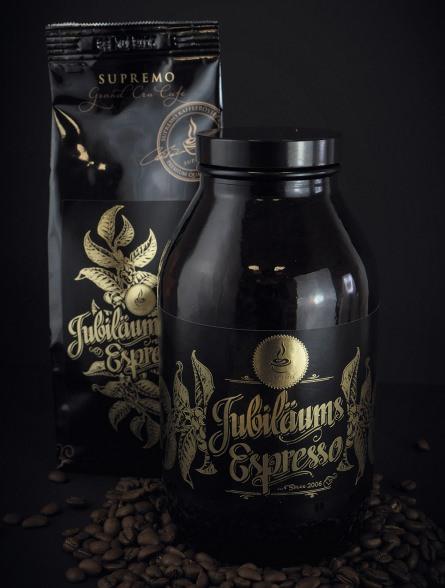 Anniversary Espresso