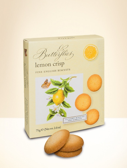 Lemon Crisp