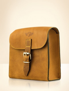 Ledertasche - Structured
