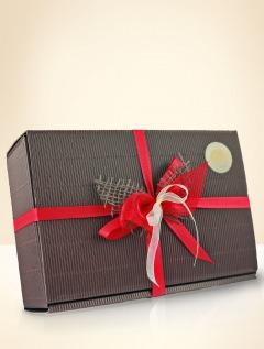 Geschenkbox Rot