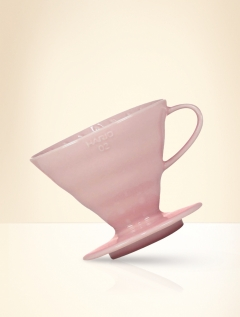 "V60 Coffee Dripper ""Colour Edition"" pink"