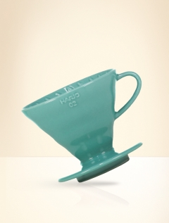 "V60 Coffee Dripper ""Colour Edition"" turquoise"
