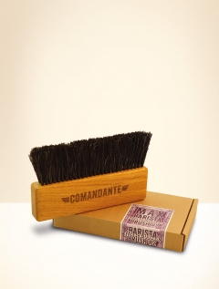 """MAX"" Barista Brush #2 beech"