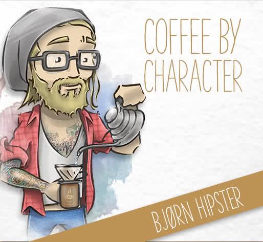 Startseite - Coffee by Charakter – Jon Hipster