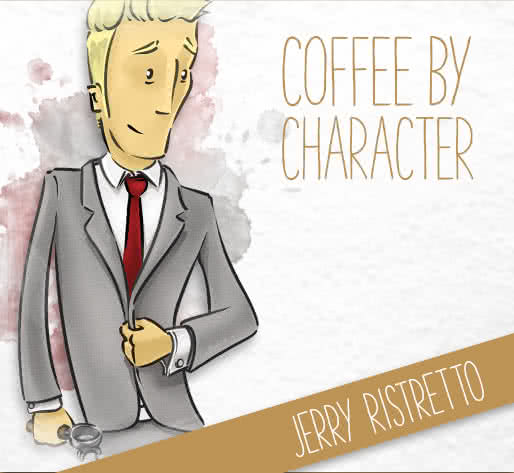 Startseite - Coffee by Charakter – Jerry Ristretto