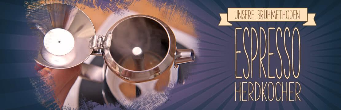 Espresso Herdkocher