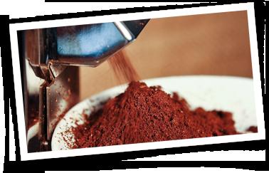 Espresso-Herdkocher - Schritt 01