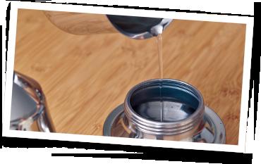 Espresso-Herdkocher - Schritt 02