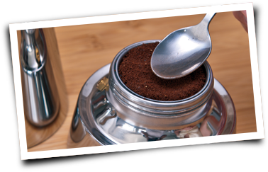 Espresso-Herdkocher - Schritt 05
