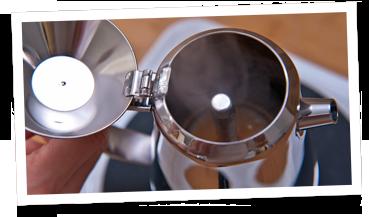 Espresso-Herdkocher - Schritt 07