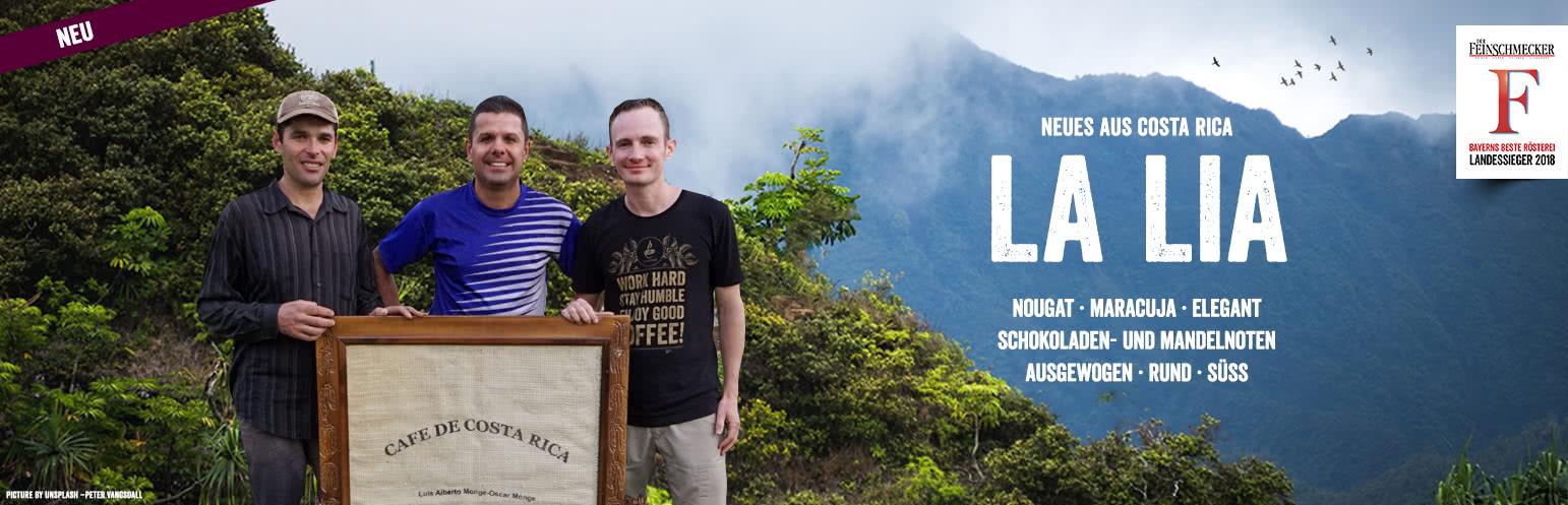 Startseite Slider La Lia