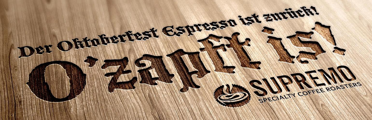 Slider Oktoberfest Espresso