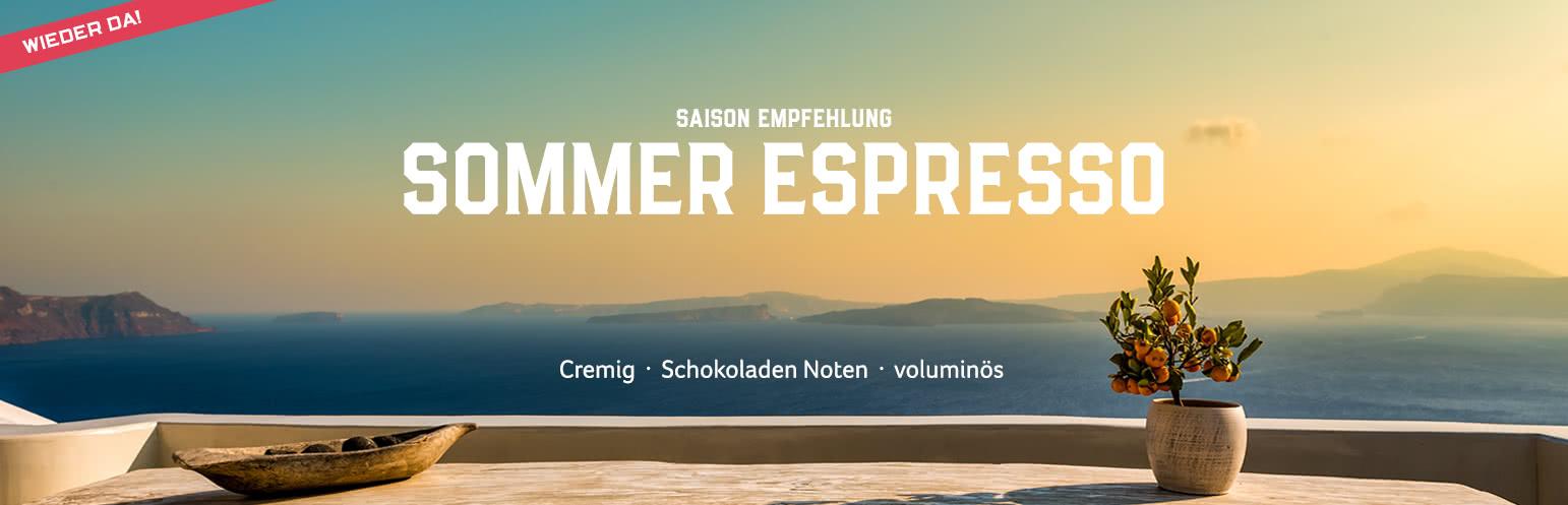 Slider SOMMER Espresso